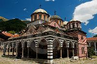 Rila klooster en Sofia