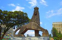 Aankomst in Addis Abeba