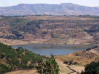 naar Bahir Dar / bezoek Tis Issat watervallen